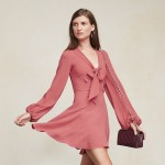 22 Gorgeous Long-Sleeved Dresses for Every Fall Occasion
