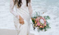 10 Beachy Wedding Dresses for Your This Season