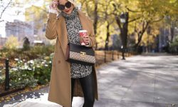 Get a Cozy Chic Style This Winter with Blair Eadie
